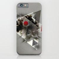 iPhone & iPod Case featuring Around you by gwenola de muralt