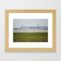 Alton, Illinois Framed Art Print