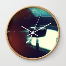 And Again For The Stars Above Wall Clock
