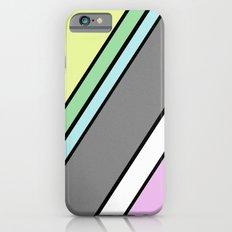 Urban Geometric 2 - Colo… iPhone 6 Slim Case