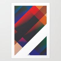 Edacious. Art Print