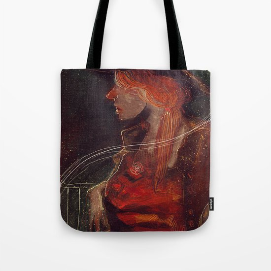 Whispers From Thin Air  Tote Bag