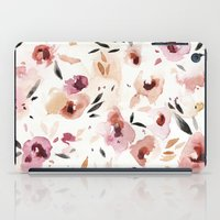 Wild Pansies iPad Case