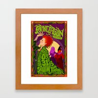 The Sanderson Sister Liv… Framed Art Print