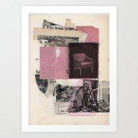 Lage 4 Art Print
