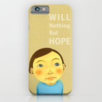 iPhone & iPod Case featuring WILL by Hanae Miki