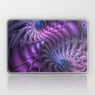 Fractal A Moment In Time Laptop & iPad Skin