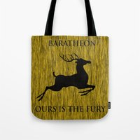 GAME OF THRONES 4 Tote Bag