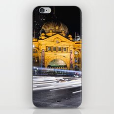 Flinders Street Station iPhone & iPod Skin