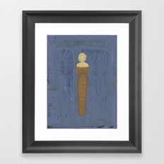 Floater II Framed Art Print