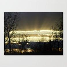 Journey On Canvas Print