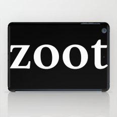 zoot inverse iPad Case