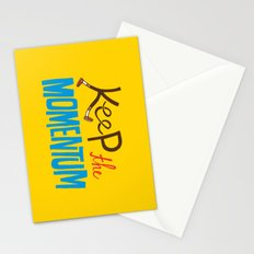 Keep the Momentum! Stationery Cards