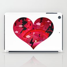 BIG HEART iPad Case