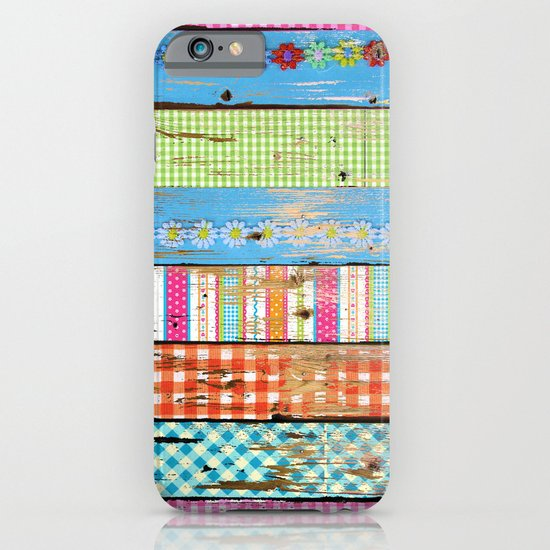 Country Wood iPhone & iPod Case