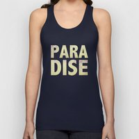 Paradise Unisex Tank Top