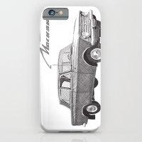 Moskvich 408 iPhone 6 Slim Case