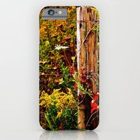 Fence Post Fall iPhone 6 Slim Case