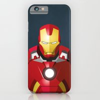 The Truth Is, I Am Iron Man   iPhone 6 Slim Case