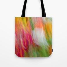 Colorful Strokes Tote Bag