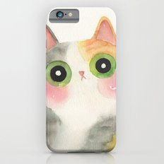 calico cat iPhone 6 Slim Case