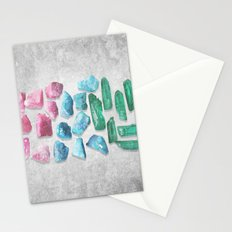 Written in Stone Stationery Cards