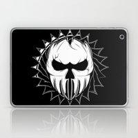 Skull Head One Laptop & iPad Skin