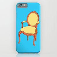 iPhone & iPod Case featuring Rococo I by Libby Brown