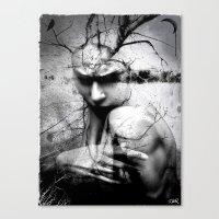 Less Like You More Like … Canvas Print