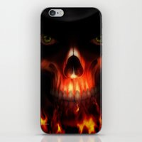 Yunke-Lo iPhone & iPod Skin