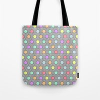 Careless Woman Pattern V1 Tote Bag