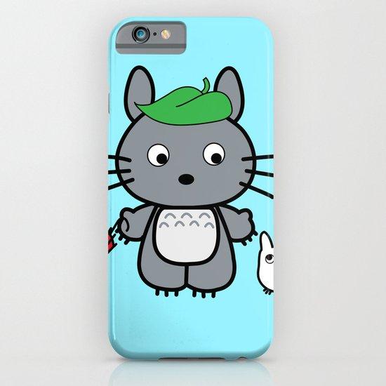Hello Totoro iPhone & iPod Case