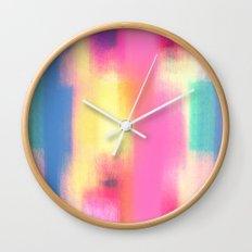 Phresh Pink Wall Clock