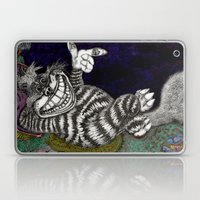 Cheshire Cat HiDef Laptop & iPad Skin