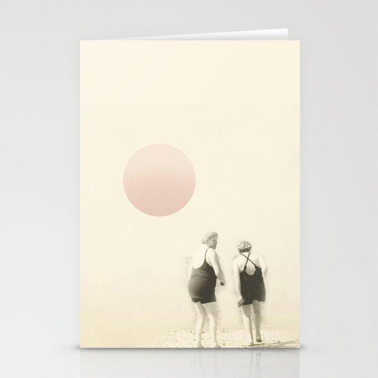 twilight Stationery Card