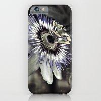 passion flower iPhone 6 Slim Case