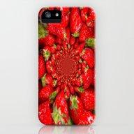 Strawberry Bed Dreamsc… iPhone (5, 5s) Slim Case