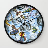 Mr. Kite! Wall Clock