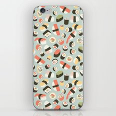 Yummy Sushi! iPhone & iPod Skin