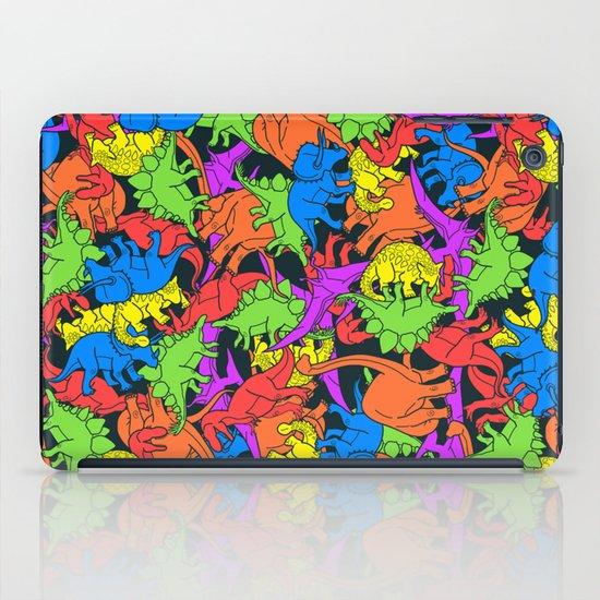 Tetrisaurus iPad Case