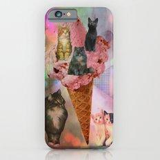 The cat's that got the cream! iPhone 6 Slim Case