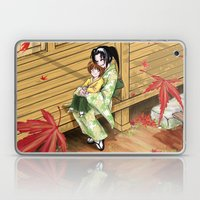 Kenshin's family Laptop & iPad Skin