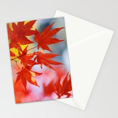 Vibrant Fall Stationery Cards