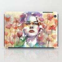 Summer's Yearnings iPad Case
