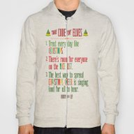 Buddy The Elf! The Code … Hoody