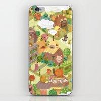 Slowtown iPhone & iPod Skin