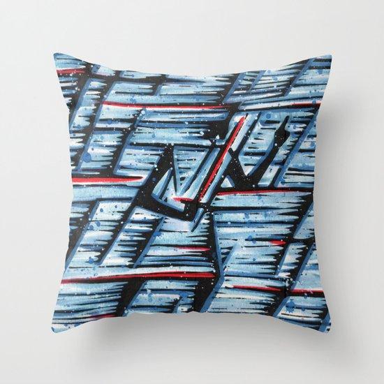 Orixás - Ogum Throw Pillow