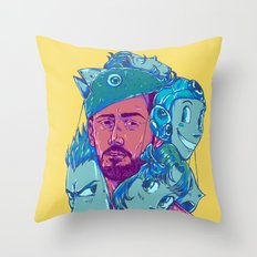 Who you are Throw Pillow