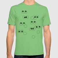 sightseeing Mens Fitted Tee Grass SMALL