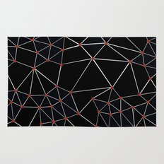 Seg with Red Spots Rug